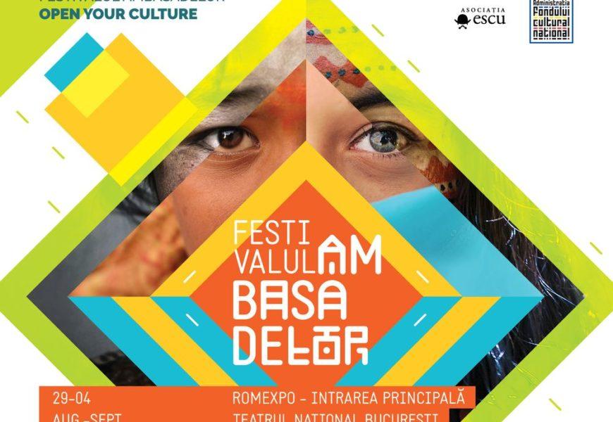 """FESTIVALUL AMBASADELOR """"Open your Culture"""" – la a doua editie"""