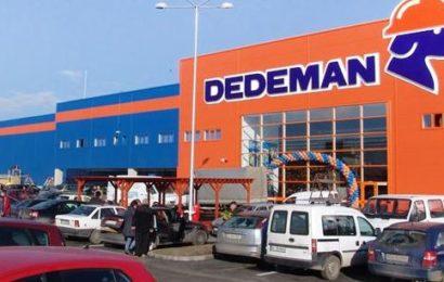 Dedeman a investit 14 milioane de euro in Oradea, intr-un nou magazin