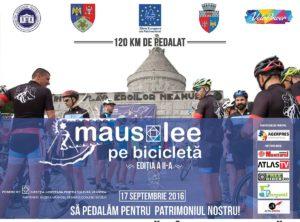 Mausolee pe bicicleta