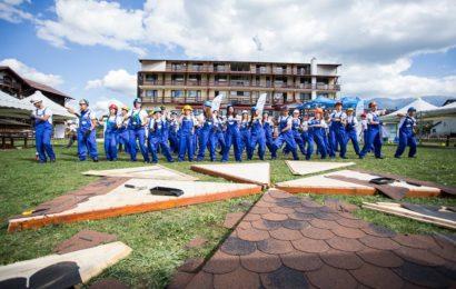 50 de elevi au dat viață Orașului Viitorului