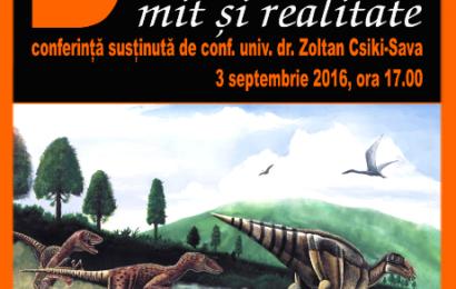 Dinozaurii între mit și realitate