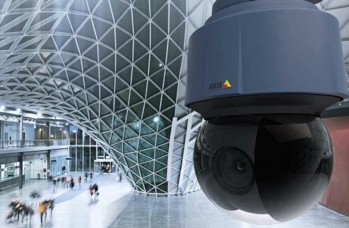 Axis lansează o tehnologie laser de focalizare dedicată camerelor de supraveghere PTZ