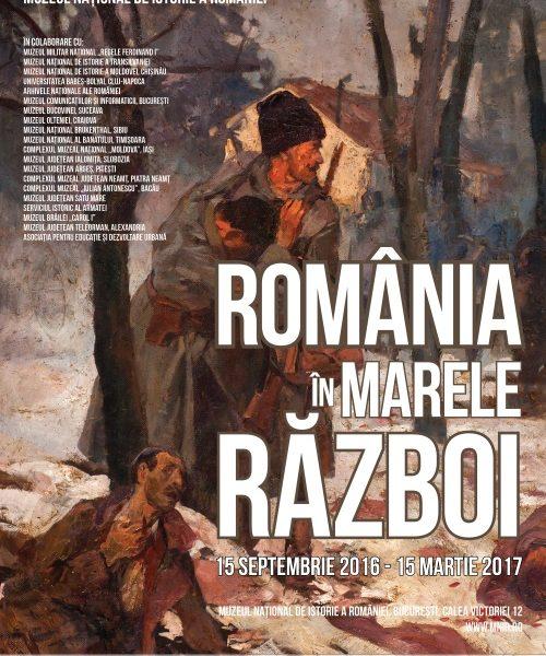 MNIR deschide expoziția România în Marele Război