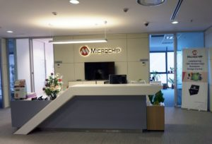 Birou Microchip