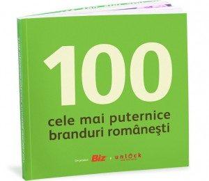 Cele mai puternice 100 de branduri româneşti