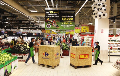 Carrefour România depășește 15.000 de angajați în 2016