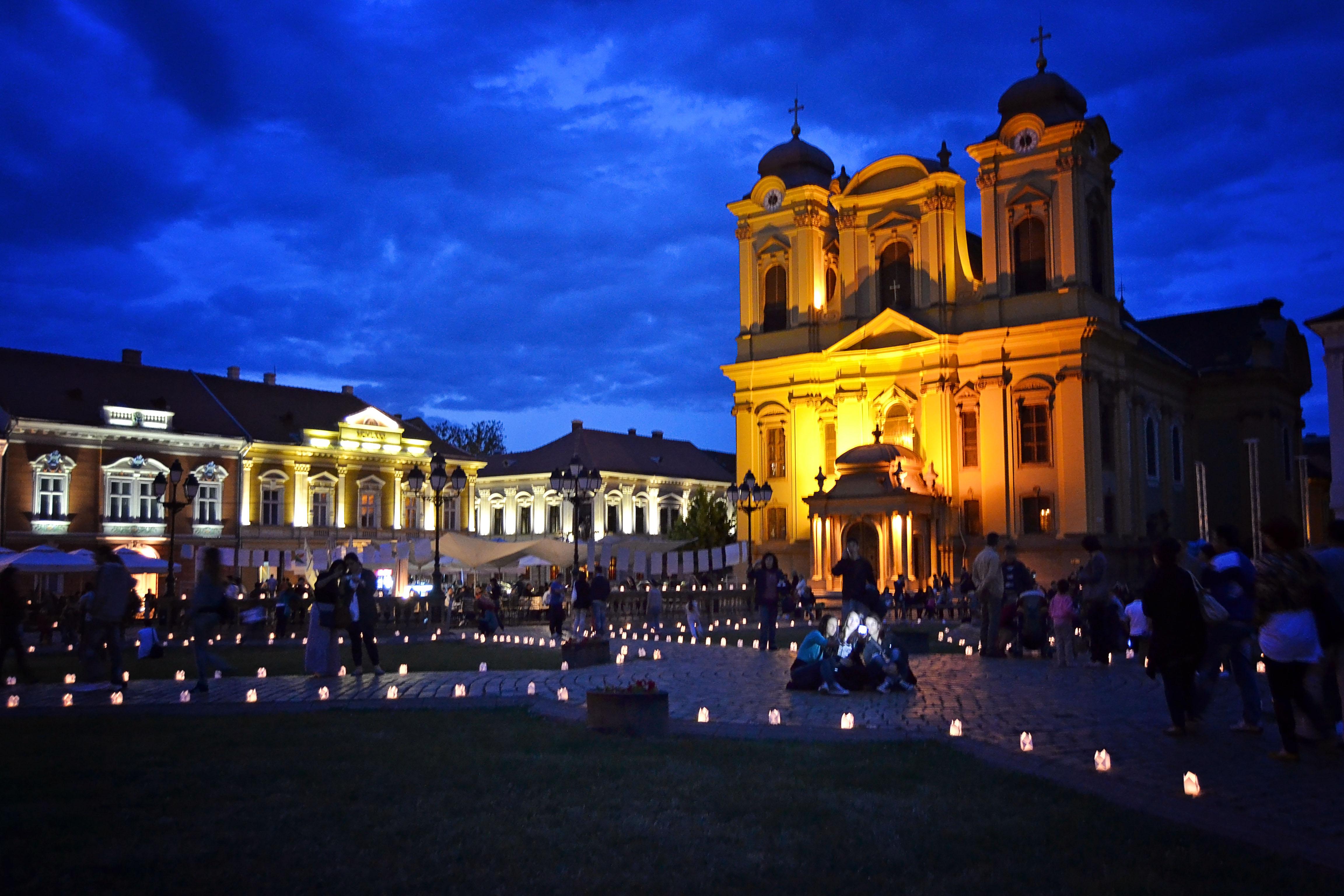 Timisoara- Capitala Culturala Europeana 2021