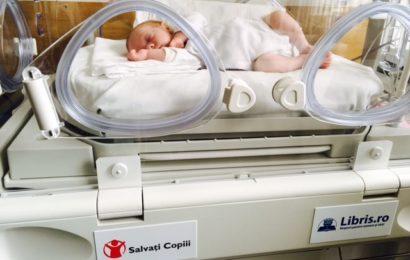 Salvați Copiii și Libris Brașov au donat echipamente medicale Spitalului pentru Copii din Iași