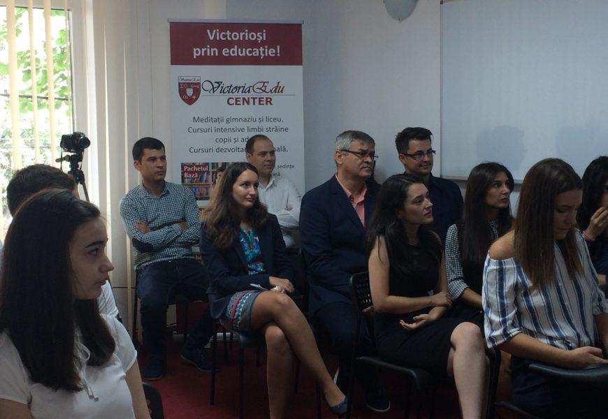 Un nou centru educațional s-a deschis în București