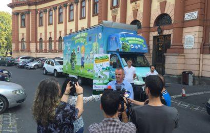 Statia de Reciclare ia startul si in judetul Brasov