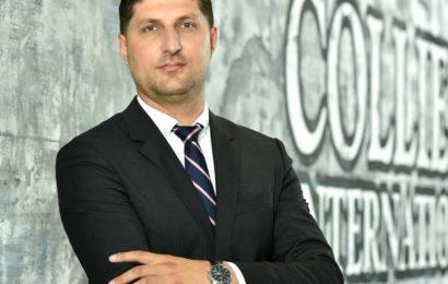 Colliers International îl recrutează pe Laurențiu Duică