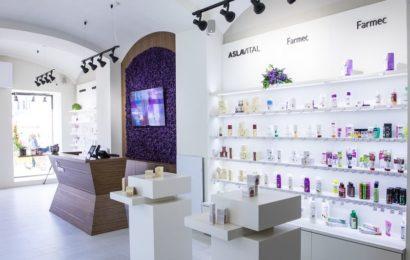 Farmec deschide un nou magazin in Arad