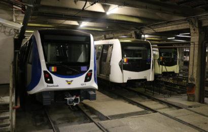Metrorex: Ziua Porților Deschise la viitoarele staţii de metrou