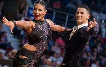 Dansatorii sportivi romani –  prezenti la Mondialele din China si Germania  in acest weekend