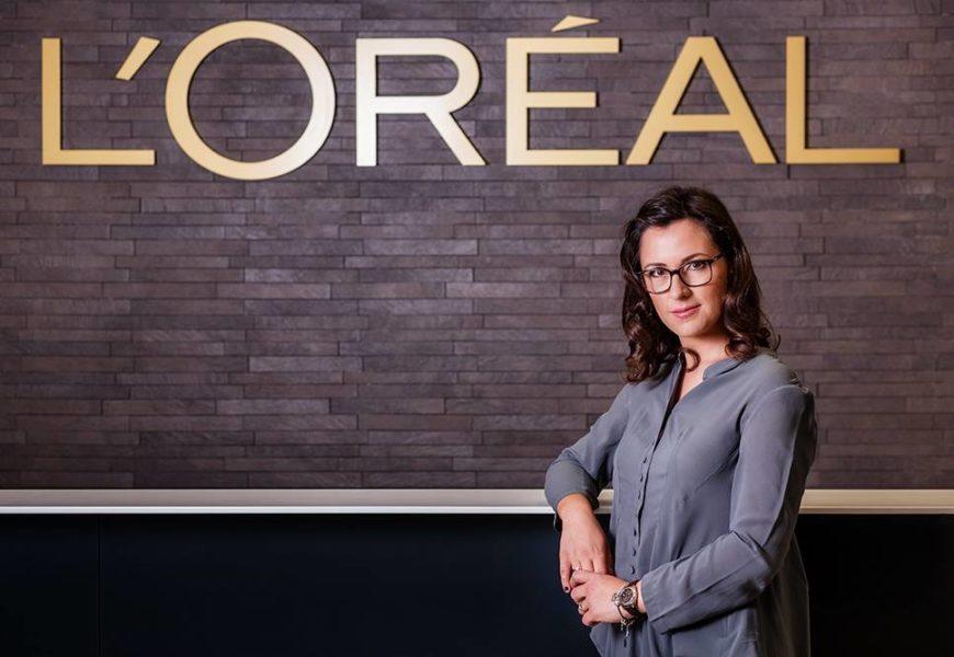 L'Oreal România numește un nou Corporate Communications & Public Affairs Manager