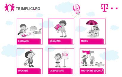 Telekom Romania lansează ediţia 2016 a proiectului Teimplici.ro