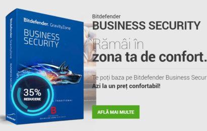 Bitdefender 2017 protejează fișierele personale de amenințări ransomware