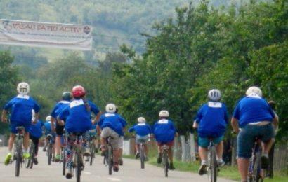 """A doua ediție a Concursului de Ciclism """"Vreau să Fiu Activ"""""""