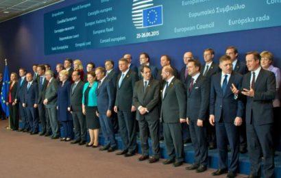 Preşedintele Consiliului European avertizează asupra problemei refugiaților