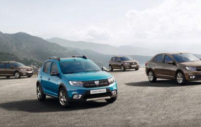 Dacia, avans de peste 11% al înmatriculărilor de mașini noi în UE