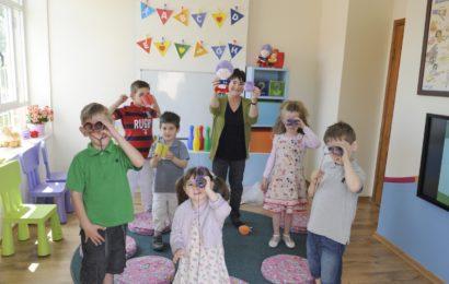 Proiectul internaţional Helen Doron English se extinde la Constanţa