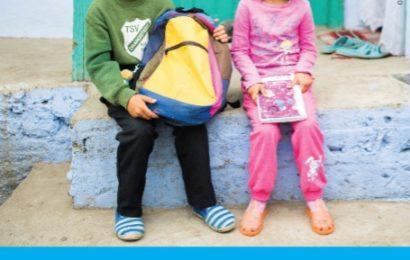 Carrefour și UNICEF își unesc din nou forțele pentru a ajuta copiii să meargă la școală