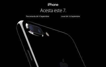 QuickMobile: Vânzări de un milion euro în trei zile pentru iPhone7 şi 7 Plus