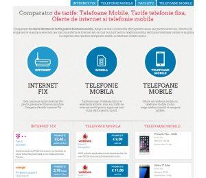 Komparatorul.ro online : Comparator de tarife pentru servicii de internet
