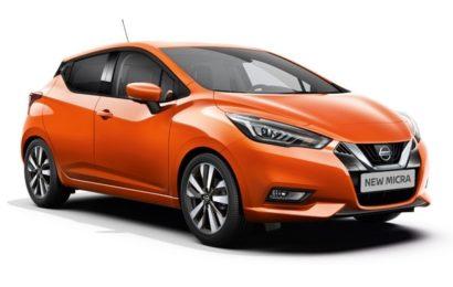 Nissan lansează a cincea generație a modelului emblematic Nissan Micra