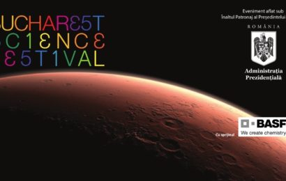 Orange Romania sustine Bucharest Science Festival