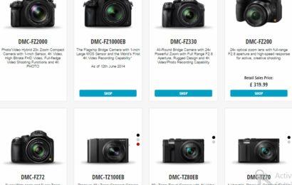 Panasonic prezintă cele mai noi modele de camere foto Lumix