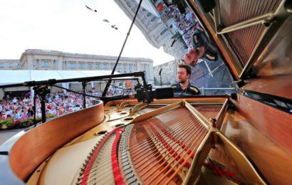 Bucureștiul devine capitala jazzului