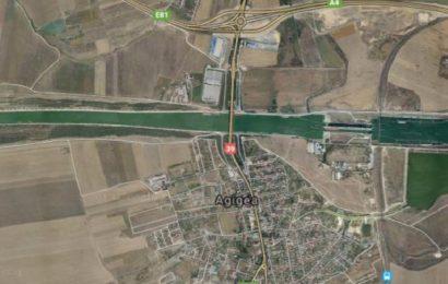 CNADNR anunță închiderea vechiului pod de la Agigea