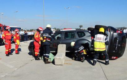 Grupul Renault sprijină pompierii paramedici