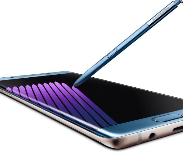 Samsung reia livrările de Note 7