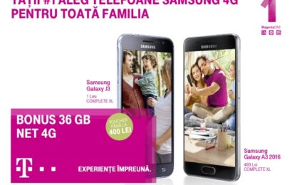 Telekom Romania anunta un nou set de beneficii