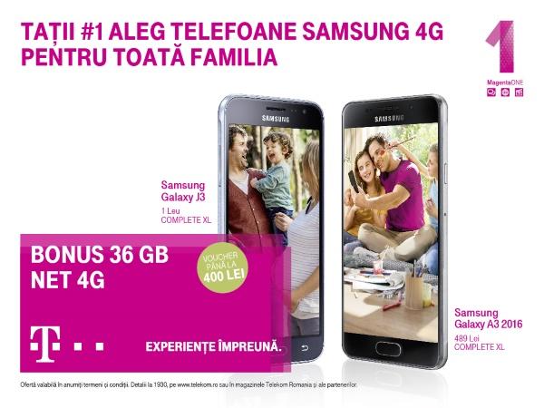 Telekom Romania anunta un nou set de beneficii