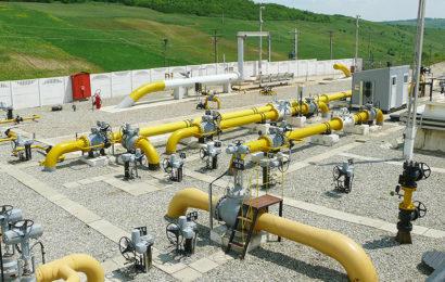 Transgaz a finalizat operațiunea de tragere pe sub Dunăre a conductei de rezervă a gazoductului Giurgiu-Ruse