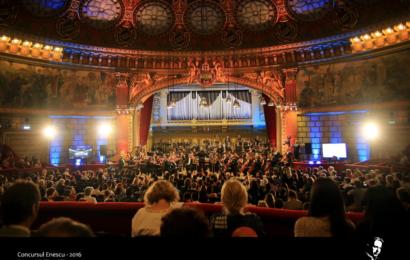 Un chinez și o italiancă sunt câștigătorii Secțiunii Compoziție a Concursului Enescu 2016