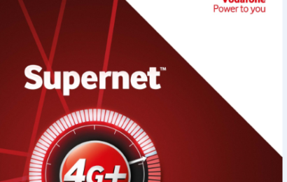 Vodafone România lansează Supernet™4G+ și oferă clienților o experiență de nouă generație