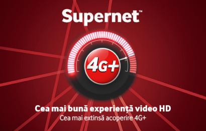 Vodafone lansează serviciul de streaming 4GTV+ și un nou parteneriat cu Netflix