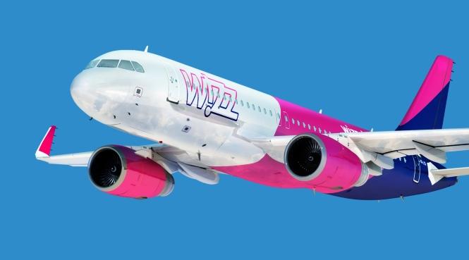 Wizz Air a anunțat un nou zbor din București către sudul Italiei