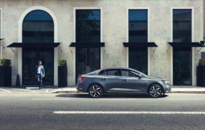 Renault lanseaza in Romania noul Megane Sedan
