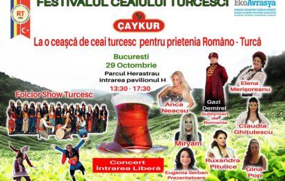 Ziua nationala a Turciei, sarbatorita cu ceai turcesc la Bucuresti si Constanta