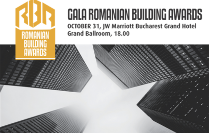 Romanian Building Awards isi vor desemna castigatorii
