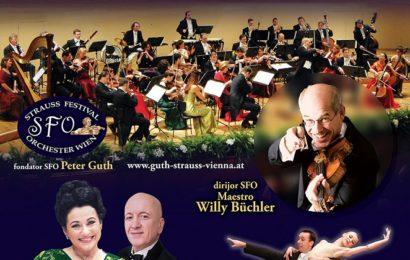 Strauss Festival Orchestra Vienna, primul concert sold-out la Sala Palatului