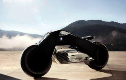 BMW a lansat un nou concept de motocicletă inteligentă