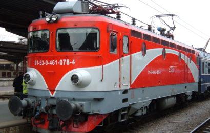 CFR consolideaza calea ferata pe magistrala Bucuresti-Timisoara, intre stațiile Strehaia și Ciochiuța