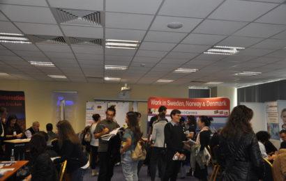 Târg de joburi pentru medicii și asistenții medicali români