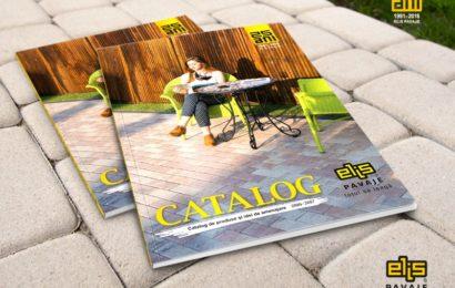 Elis Pavaje lansează un nou catalog de produse